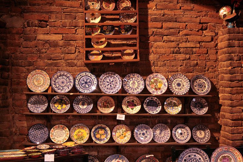 traditional pottery from so pedro do corval alentejo