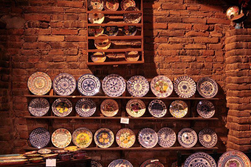 traditional pottery from so pedro do corval alentejo