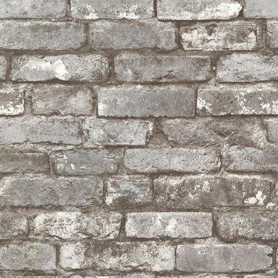 Brewster Home Fashions Oxford Brickwork Exposed 33 X 20 5 Brick 3d Embossed Tile Wallpaper Reviews Ziegel Hintergrund Freigelegtes Mauerwerk Steintapete