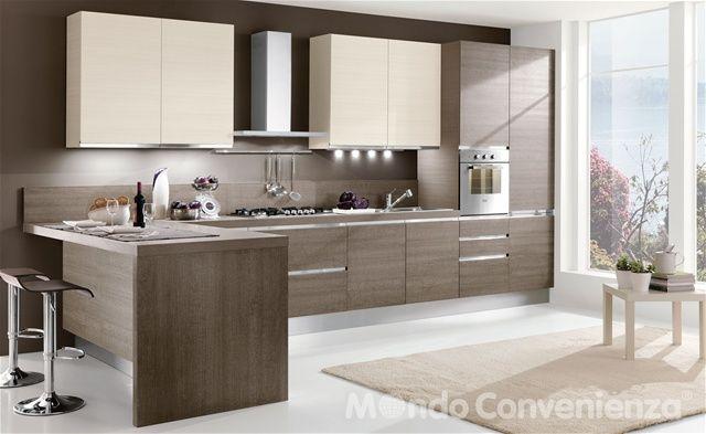Oasi - Cucine - Moderno - Mondo Convenienza | Estilo | Pinterest