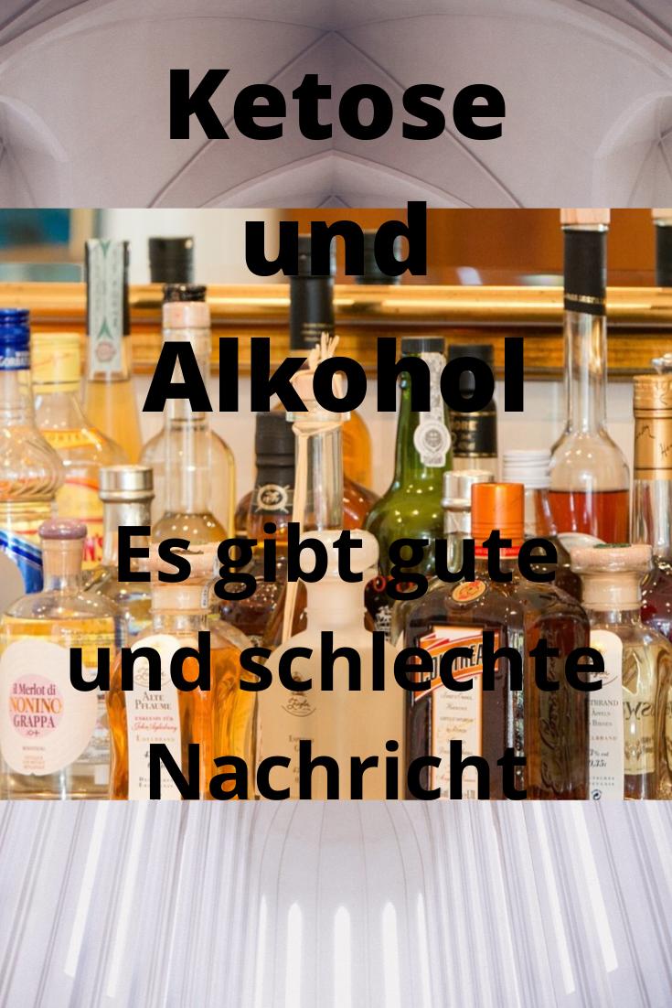Ketose und Alkohol - Alkohol, Ketose, Zuviel alkohol