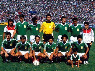 Tras la ausencia en España 1982, México organizó el mundial de 1986 | Seleccion  mexicana de futbol, Mundial de futbol, Equipo de fútbol