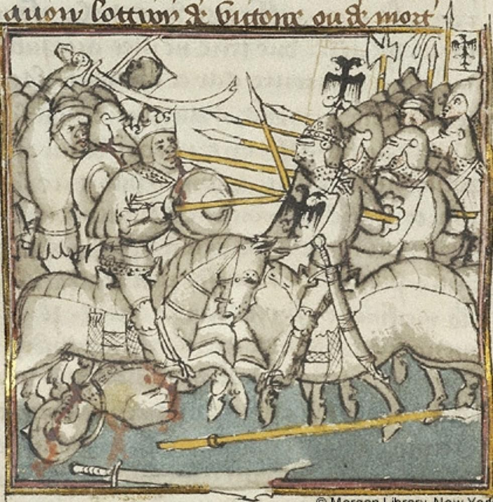 Morgan M.516 Histoire universelle depuis la Creation jusqu'a Cesar