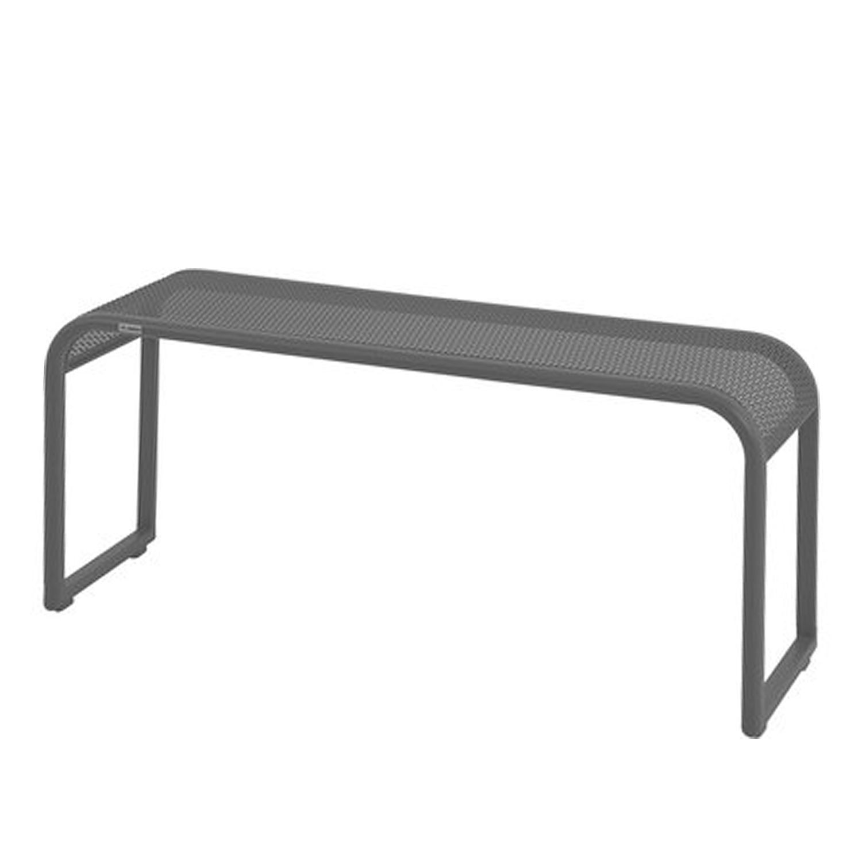 Gartenbank Benco - Stahl - Grau, Mwh Jetzt bestellen unter: https ...