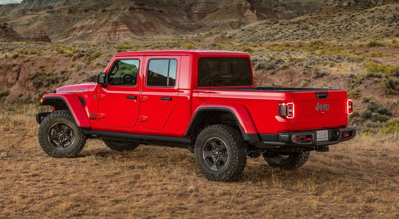 Our Take 2020 Jeep Gladiator Review Jeep gladiator