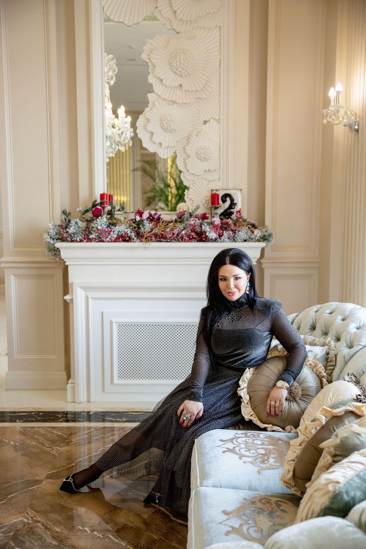 Leading Interior Designer With World Name Katrina Antonovich In