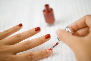 How Do I Get Fingernail Polish Out of Jeans?