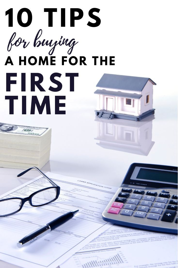 Buying a home for the first time avoid these mistakes
