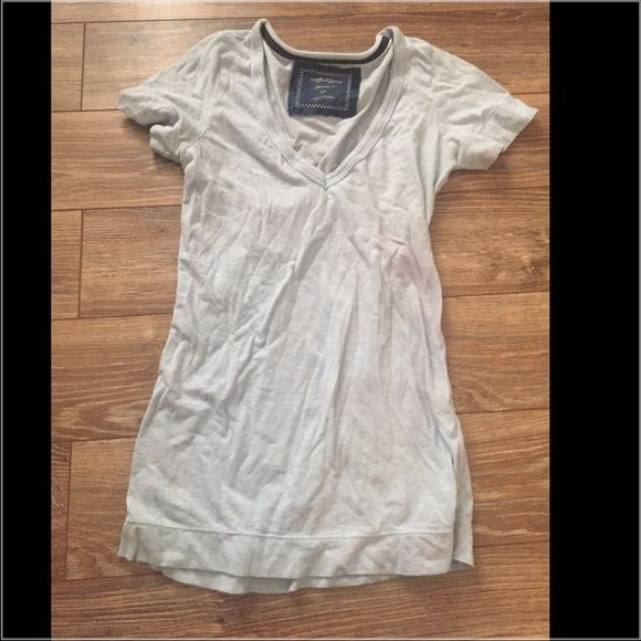 REDUCEDAmerican Eagle Light Blue Tee Lightweight and cute!! Light blue color and super comfy!! Ask any questions! American Eagle Outfitters Tops