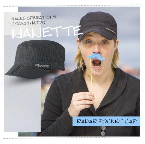 OuR favorite HATS. Radar Pocket Cap  dbd5643b9e9