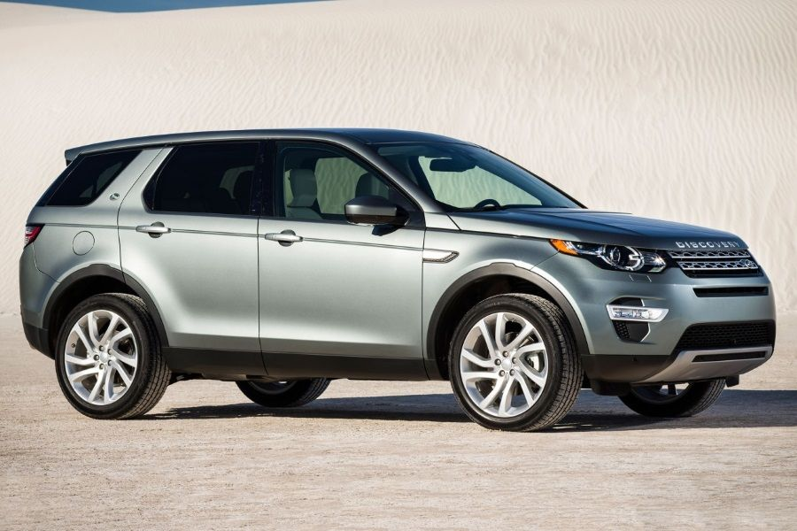 15 Best SUVs Sport suv, Land rover discovery sport