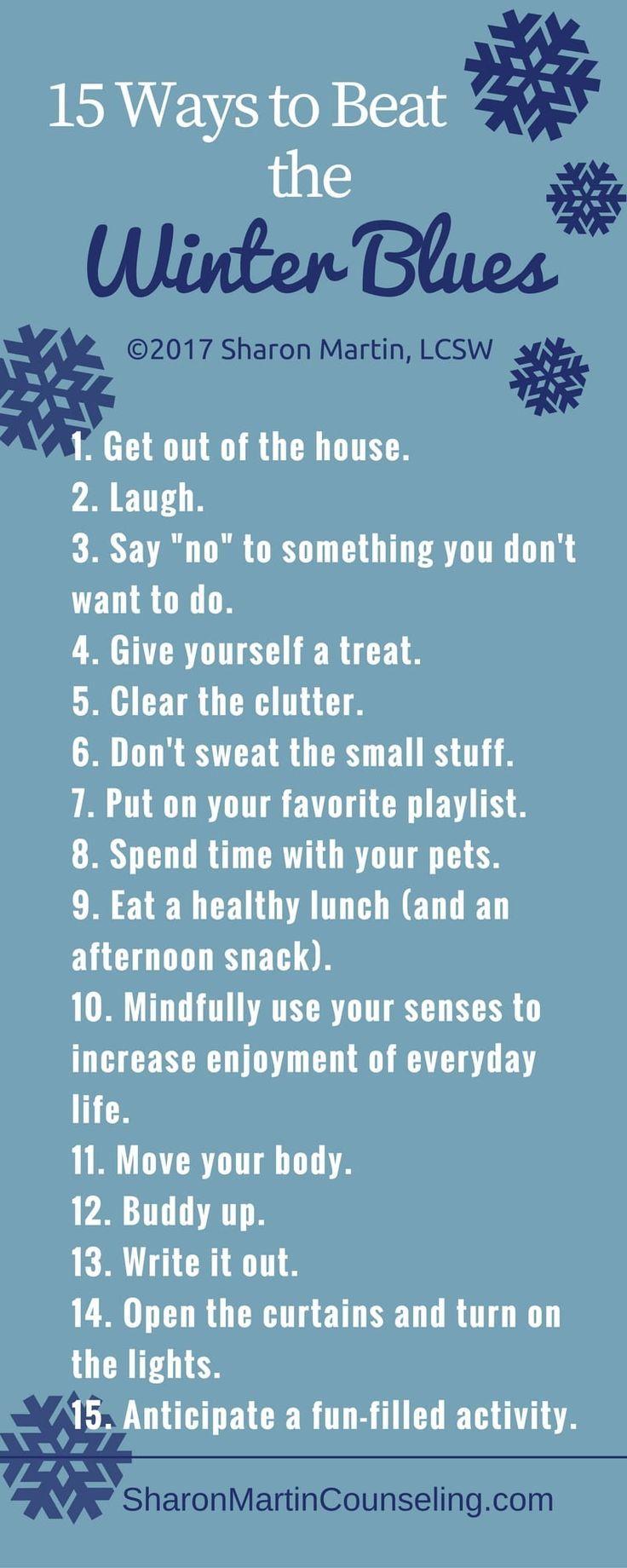 foto 12 Ways to Ease Seasonal Depression