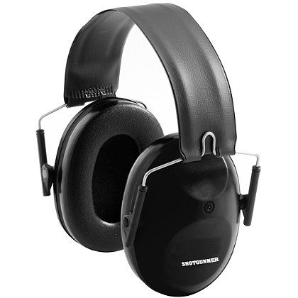 2 Count Adjustable Lightweight 25 NRR IMPACT SPORT Noise Reduction Ear Muff