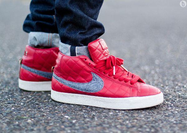 Comment porter la Nike Blazer (SB, Mid, High, Low) ?