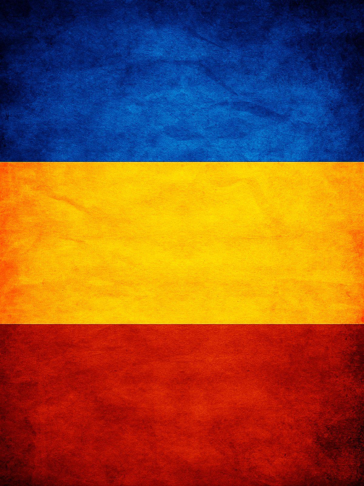 România Romanian Flag Wallpaper Rumania Rumania
