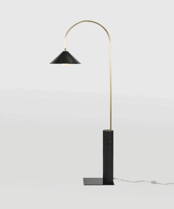 Bishop Lamp Floor Lamp Lamp Light Metal Table Lamps