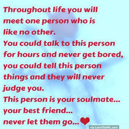 True Love Quotes For Her Extraordinary Love Quotes For Her Finding Your Soul Mate Quote Love Love Quotes