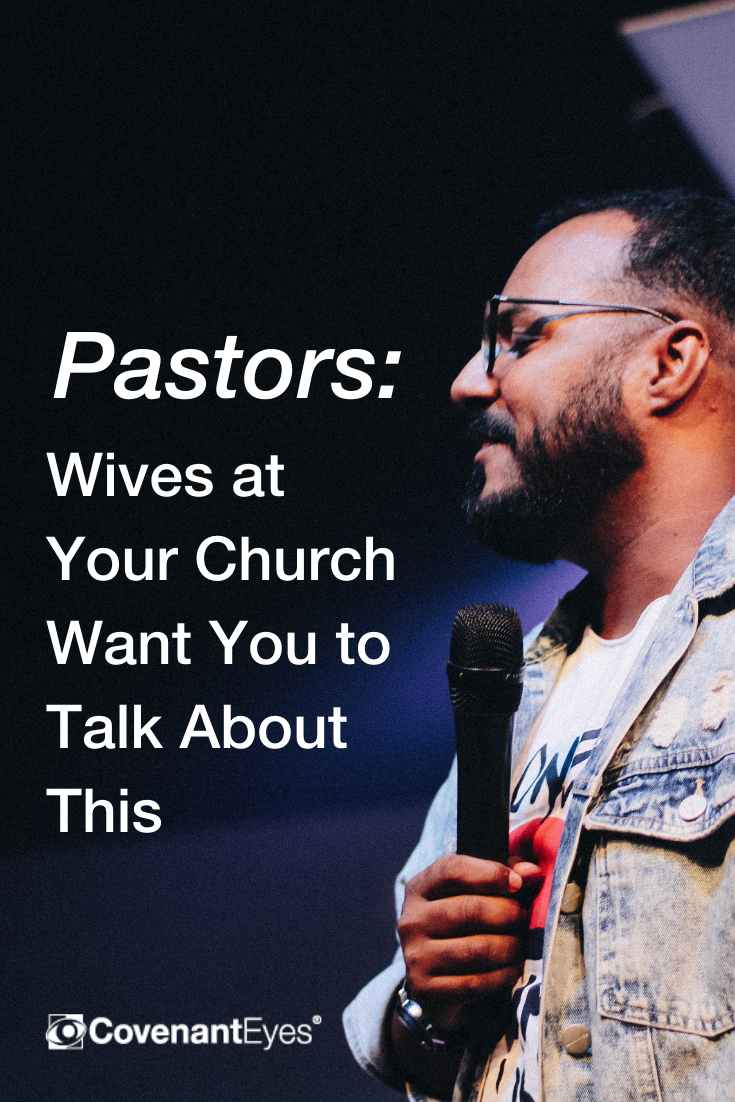 These wives are emotionally and spiritually dying on the inside. They are silently screaming for the church to do something, to say something, to help them!