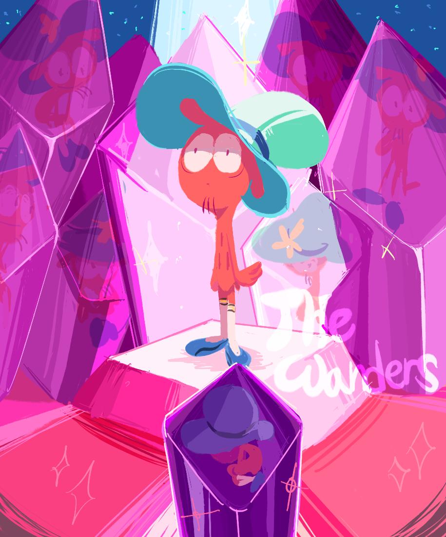 the wanders