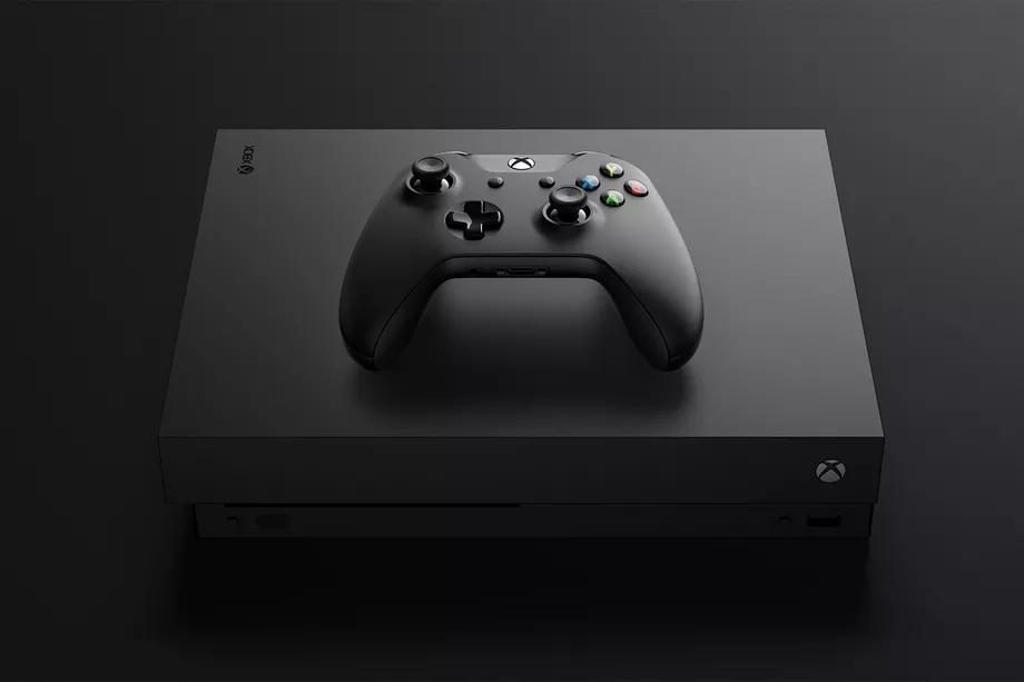 The Xbox One X Has A Tragic Flaw That Tiny Hard Drive Polygon Xbox One Xbox One Console Console