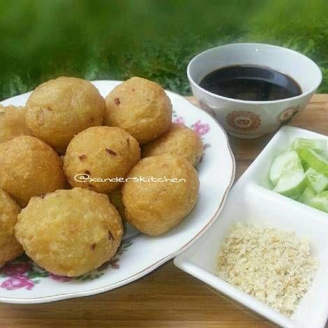 Resep Pempek Adaan Dan Kuah Cuko Resep Ncc Oleh Xander S Kitchen Resep Makanan Ikan Makanan Makanan Dan Minuman