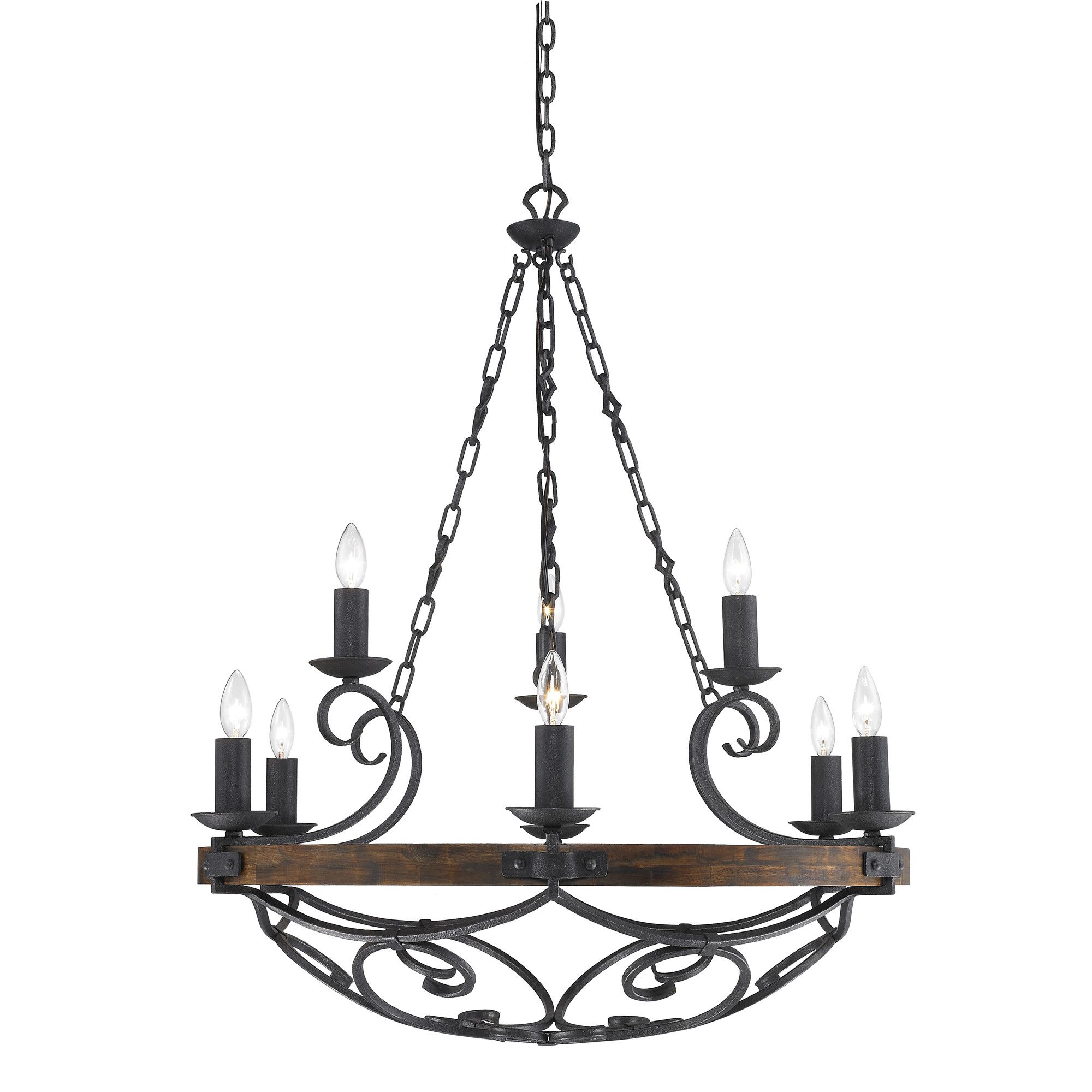 Nadeen 6-Light Chandelier