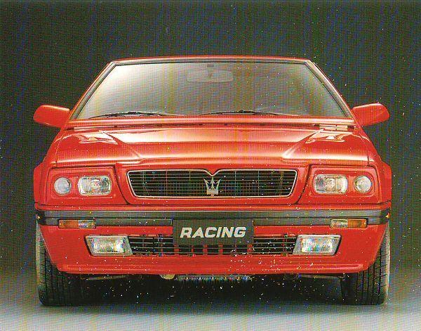 Maserati Racing 1991