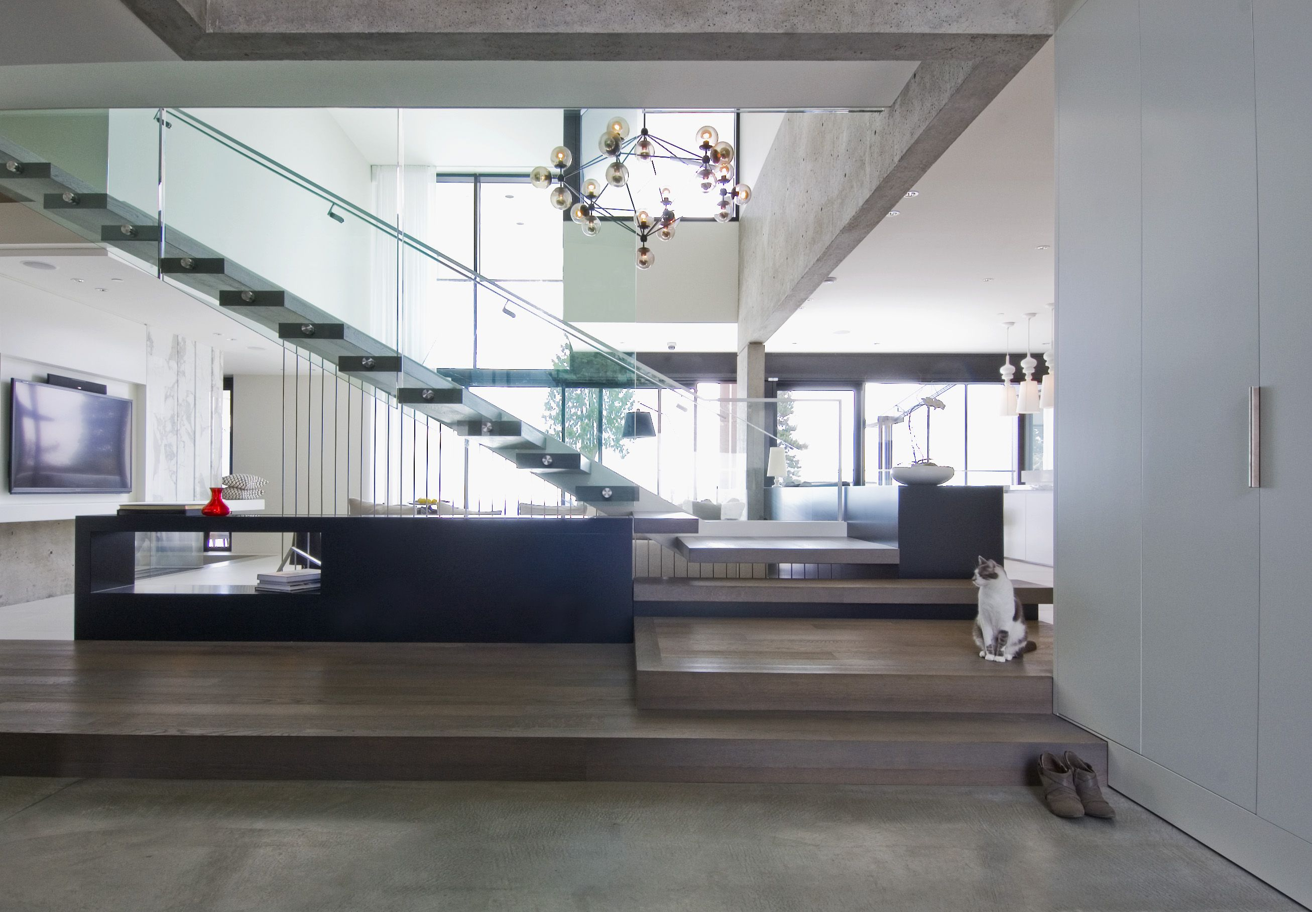 Ultra Modern Groveland Project By Mcleod Bovell Open Concept  # Muebles Tubulares Ponce