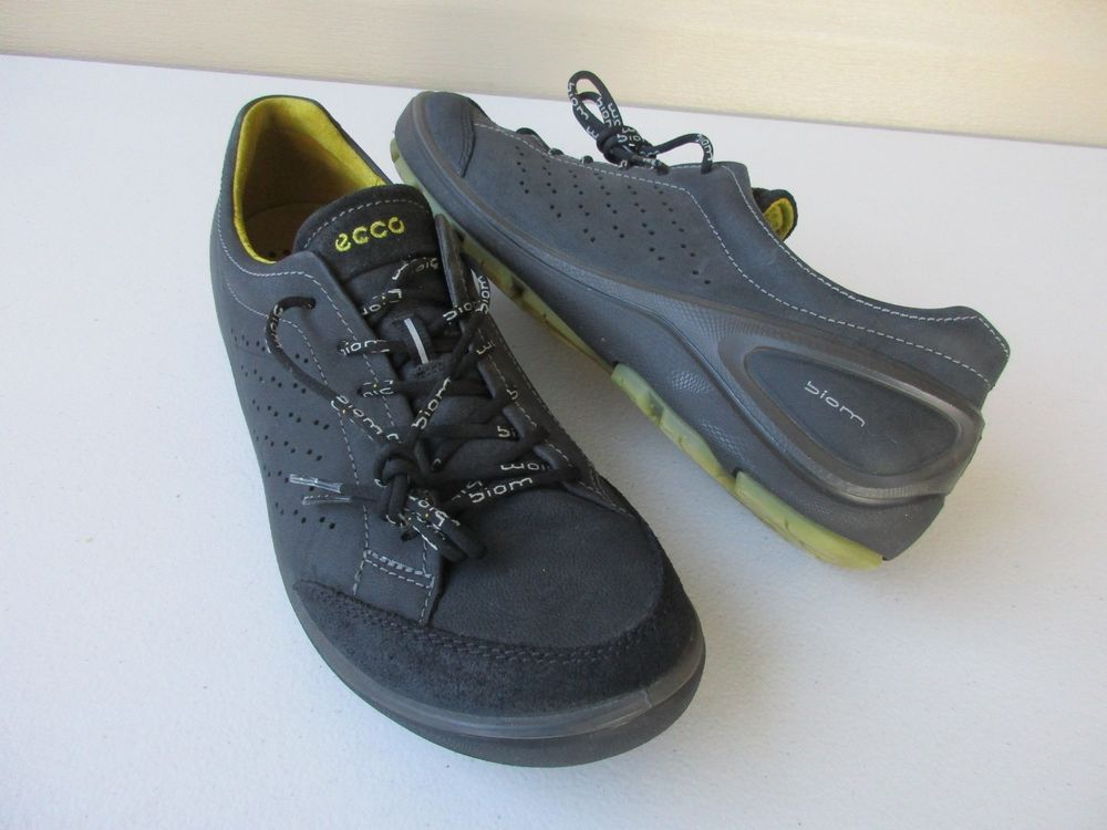 Ecco Biom men shoes 44 / 10-10.5 Black