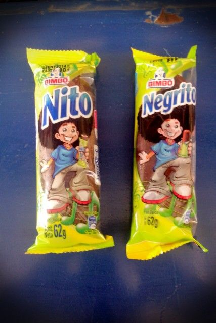 Nito y negrito | Negrito