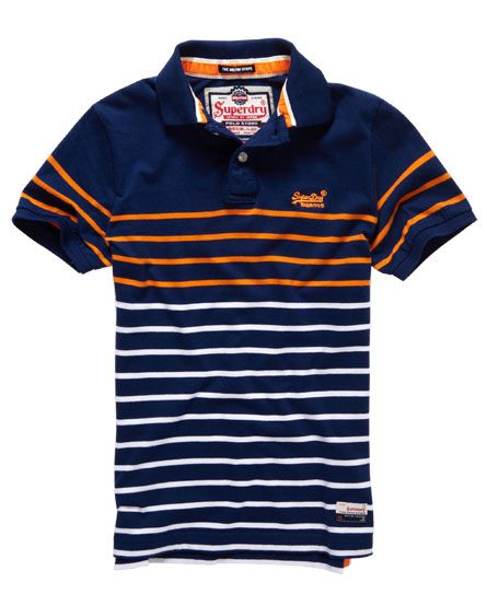 c344f674 Superdry Polo Chest Band Breton Más. Superdry Polo Chest Band Breton Más Mens  Polo T Shirts, Polo Tees ...