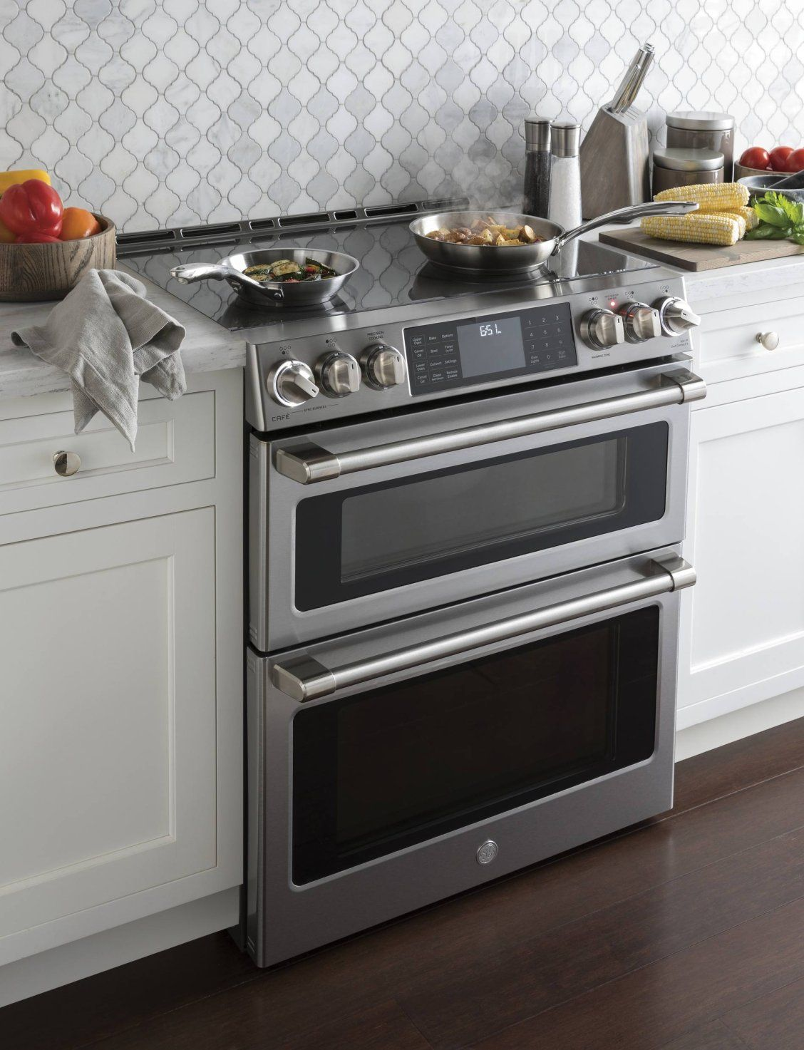 Cook Like A Pro With Features Like An Induction Cooktop Precision