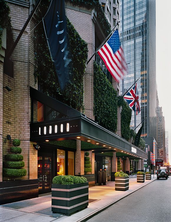 The London Hotel Nyc Courtney Price The London Nyc Nyc Hotels New York Hotels