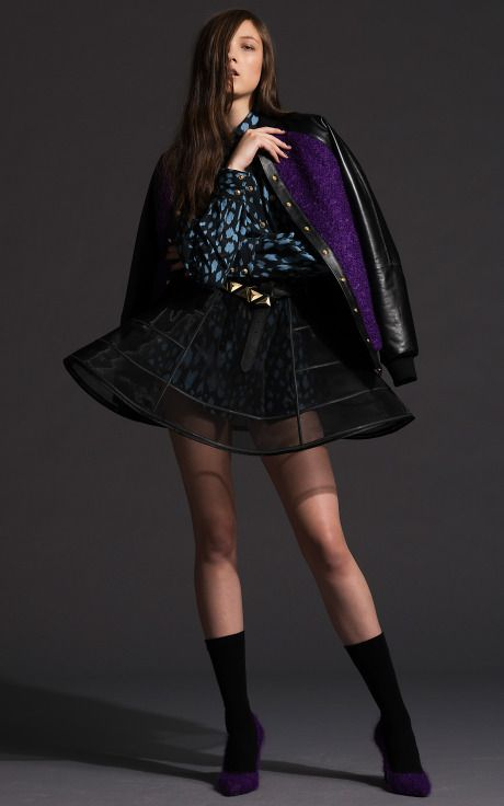 Fausto Puglisi Pre-Fall 2014 Trunkshow Look 20 on Moda Operandi