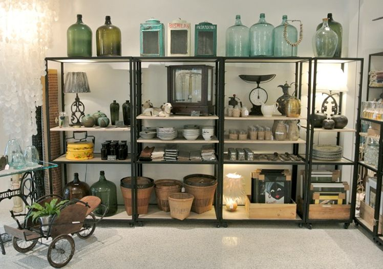 new vintage home furnishing store the godown opens at zion road - Home Furnishing Magazine