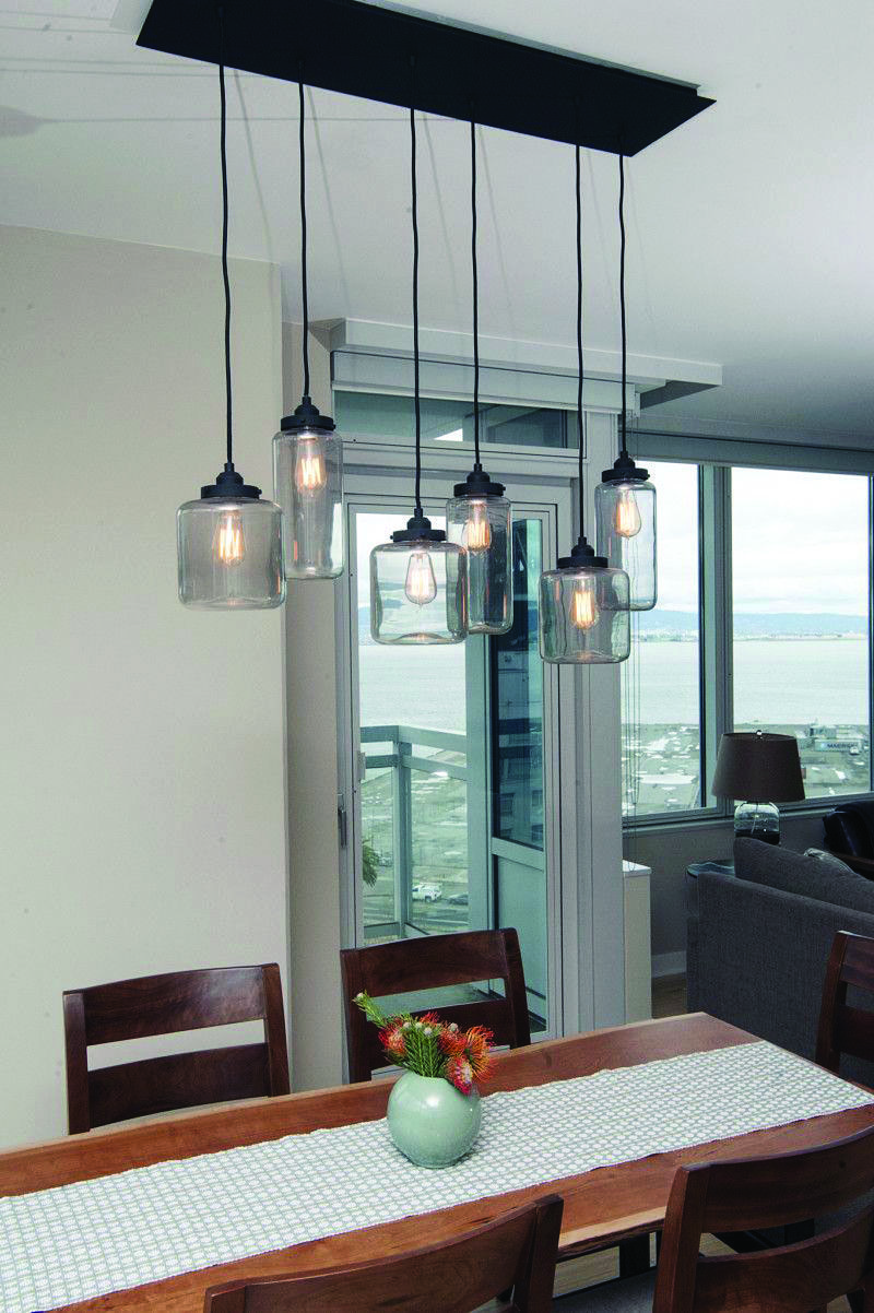 Pendant Lights Over Dining Table Height Dining Room Light