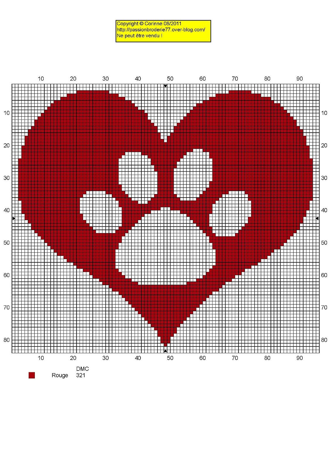 Dog paw print heart free cross stitch chart needlepoint pattern cross stitch dog paw heart knitting too bankloansurffo Image collections