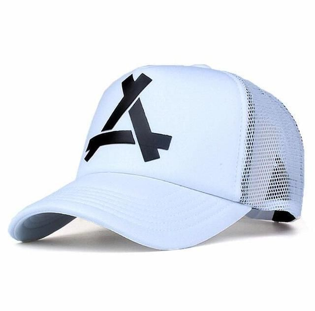 4d85abc7d1d FashionSummer Baseball Golf Mesh Cap Snapback Dad Hat Fashion Polo Trucker Sports  Hat Hiphop God Pray Women Men Cap