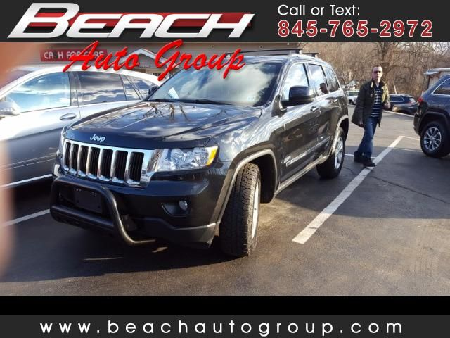 Used 2012 Jeep Grand Cherokee Laredo 4wd For Sale In Beacon Ny