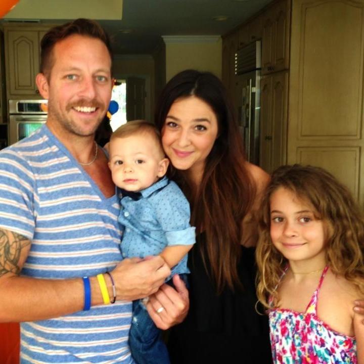 The Autenrieth Family: Brian, Mason, Alisan and Cassy at ...