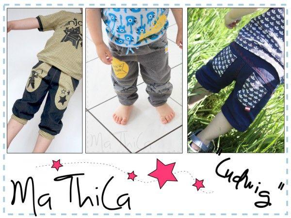 Pin auf Hosen für Jungs