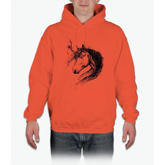 Shaggy Unicorn Hoodie