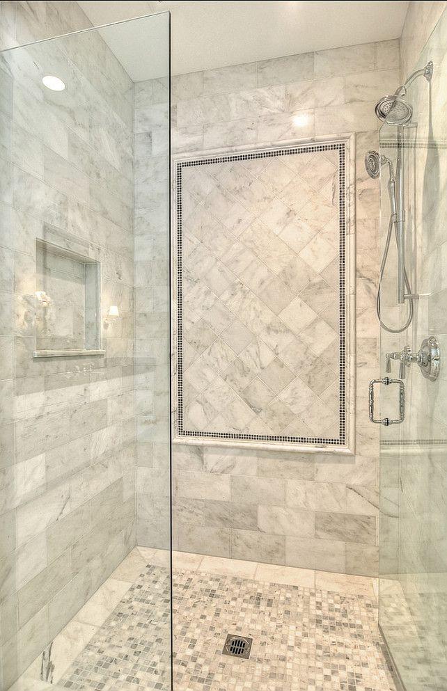 20 Master Bathroom Shower Ideas, Bathroom Tile Shower Ideas