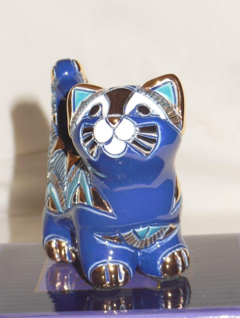 De Rosa Rinconada Cat BLUE KITTEN STANDING eBay Кошки