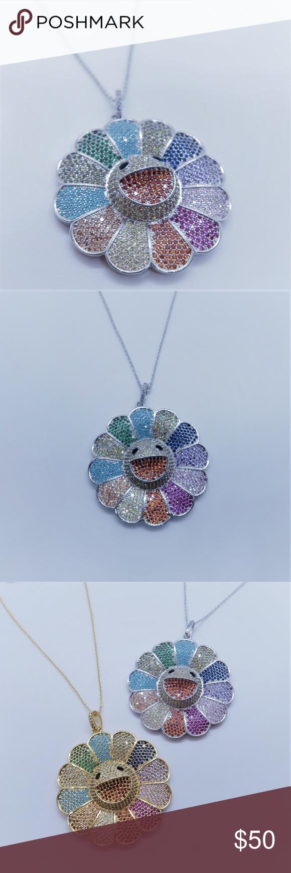 Pin by javenchy_ 💎 on Fashion Murakami flower, Cute