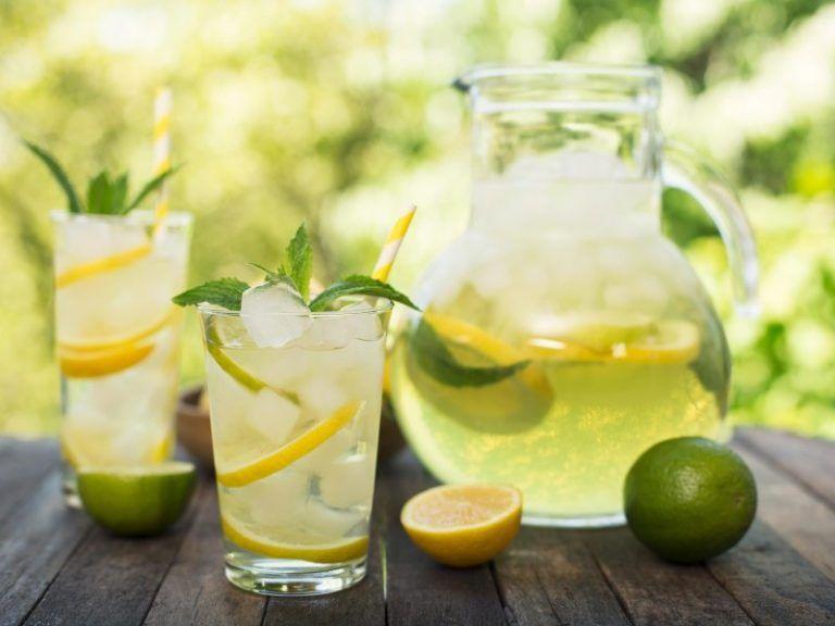 Boissons fraiches maison : 10 recettes d'été #boissonsfraîches