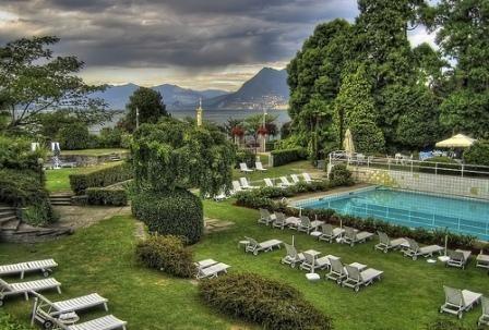 Grand Hotel des Iles Borromees, Stresa
