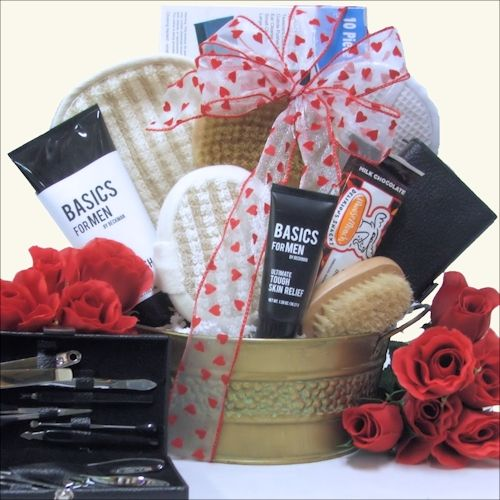 spa_v1411_500 (500×500) | val male gift baskets | pinterest, Ideas