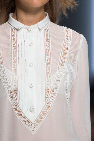 Ermanno Scervino at Milan Fashion Week Spring 2016