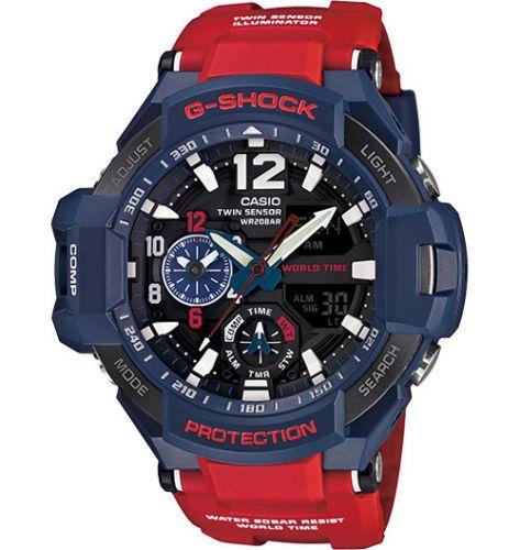 New-Casio-G-Shock-Mens-Watch-GA1100-2A-Gravitymaster-Series